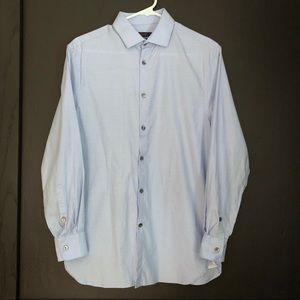 John Varvatos Slim Fit Signature Dress Shirt